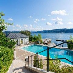 Отель Villa Charlotte Норвегия, Берген - отзывы, цены и фото номеров - забронировать отель Villa Charlotte онлайн бассейн фото 2
