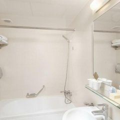 Отель New Seoul Hotel Южная Корея, Сеул - отзывы, цены и фото номеров - забронировать отель New Seoul Hotel онлайн ванная