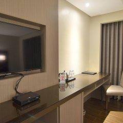 Отель Pearl Garden Hotel Филиппины, Манила - отзывы, цены и фото номеров - забронировать отель Pearl Garden Hotel онлайн удобства в номере фото 2