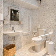 Отель Elakati Luxury Boutique - Hotel Adults Only Греция, Родос - отзывы, цены и фото номеров - забронировать отель Elakati Luxury Boutique - Hotel Adults Only онлайн ванная