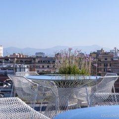 Radisson Blu Es. Hotel, Rome Рим приотельная территория