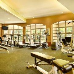 Отель Dongguan Hillview Golf Club фитнесс-зал