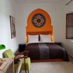 Отель Dar Shaân Марокко, Рабат - отзывы, цены и фото номеров - забронировать отель Dar Shaân онлайн комната для гостей фото 7