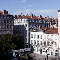 Отель Alexandra Франция, Лион - отзывы, цены и фото номеров - забронировать отель Alexandra онлайн фото 6