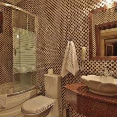 Royal Stone Houses - Goreme Турция, Гёреме - отзывы, цены и фото номеров - забронировать отель Royal Stone Houses - Goreme онлайн ванная фото 2