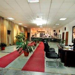 Lagos Airport Hotel интерьер отеля