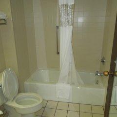 Отель Motel 6 Columbus North/Polaris Колумбус ванная