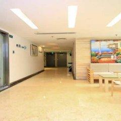Отель Shanshui Trends North Huaqiang Шэньчжэнь интерьер отеля фото 2