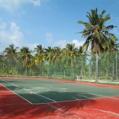 Отель Adaaran Select Hudhuranfushi Остров Гасфинолу спортивное сооружение
