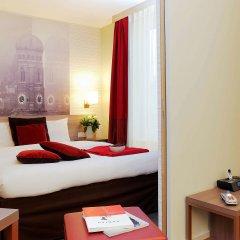 Отель Aparthotel Adagio Muenchen City сейф в номере