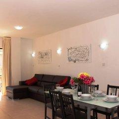 Отель Seashells Apartments Мальта, Буджибба - отзывы, цены и фото номеров - забронировать отель Seashells Apartments онлайн комната для гостей фото 2