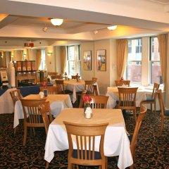Отель Salisbury Hotel США, Нью-Йорк - 8 отзывов об отеле, цены и фото номеров - забронировать отель Salisbury Hotel онлайн питание фото 2