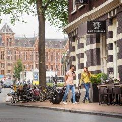Отель Sint Nicolaas Нидерланды, Амстердам - 1 отзыв об отеле, цены и фото номеров - забронировать отель Sint Nicolaas онлайн фото 3