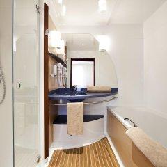 Отель Novotel Suites Nice Airport ванная