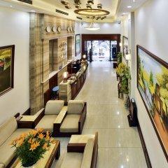 Golden Rice Hotel интерьер отеля