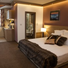 Amira Boutique Hotel Банско комната для гостей фото 2
