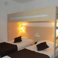 Hotel Paris Saint-Ouen комната для гостей фото 2