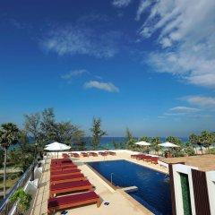 Отель Baumancasa Beach Resort балкон