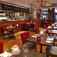 Отель Holiday Inn Glasgow City Centre Theatreland гостиничный бар