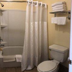 Отель Valueinn Motel ванная фото 2