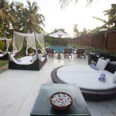 Отель Tamarind Hill Шри-Ланка, Галле - отзывы, цены и фото номеров - забронировать отель Tamarind Hill онлайн бассейн фото 2