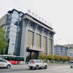 Отель Jinghuquan Business Hotel Китай, Сиань - отзывы, цены и фото номеров - забронировать отель Jinghuquan Business Hotel онлайн городской автобус