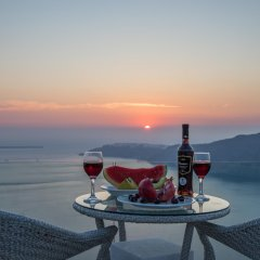Отель Gizis Exclusive Греция, Остров Санторини - отзывы, цены и фото номеров - забронировать отель Gizis Exclusive онлайн питание