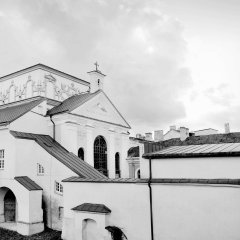 Отель Domus Maria балкон