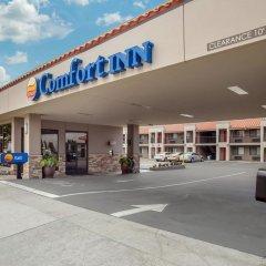 Отель Comfort Inn Near Old Town Pasadena развлечения