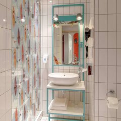 Отель ibis Styles Warszawa Centrum (Opening November 2018) ванная