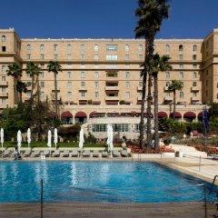 King David Hotel Jerusalem Израиль, Иерусалим - 1 отзыв об отеле, цены и фото номеров - забронировать отель King David Hotel Jerusalem онлайн бассейн фото 2