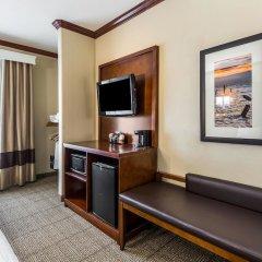 Отель Comfort Suites Galveston США, Галвестон - отзывы, цены и фото номеров - забронировать отель Comfort Suites Galveston онлайн удобства в номере фото 2
