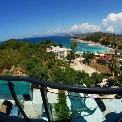 Отель Vila Landi Албания, Ксамил - отзывы, цены и фото номеров - забронировать отель Vila Landi онлайн балкон