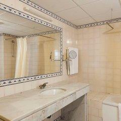 Отель Apartamentos Do Parque Португалия, Албуфейра - отзывы, цены и фото номеров - забронировать отель Apartamentos Do Parque онлайн ванная