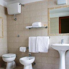 Отель ESPOSIZIONE Рим ванная