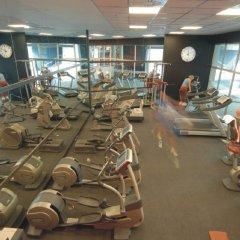 Radisson Blu Daugava Hotel фитнесс-зал фото 2