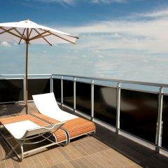 Отель Abano Ritz Hotel Terme Италия, Абано-Терме - 13 отзывов об отеле, цены и фото номеров - забронировать отель Abano Ritz Hotel Terme онлайн балкон