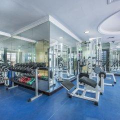 Emirates Grand Hotel Apartments Дубай фитнесс-зал фото 2