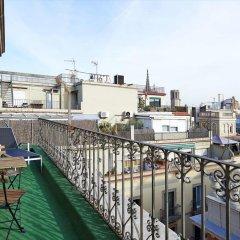 Kimpton Vividora Hotel балкон
