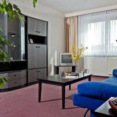 Отель Days Inn Leipzig City Centre в номере фото 2