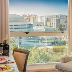 Отель SH Valencia Palace в номере
