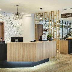 Отель Hilton Garden Inn Brussels City Centre Бельгия, Брюссель - 4 отзыва об отеле, цены и фото номеров - забронировать отель Hilton Garden Inn Brussels City Centre онлайн интерьер отеля фото 2