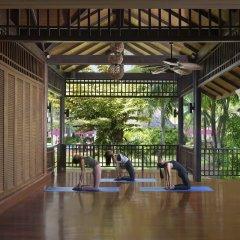 Отель Aonang Villa Resort фитнесс-зал фото 3
