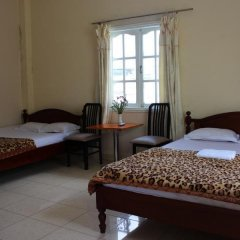 Отель Thien Hoang Guest House Вьетнам, Далат - отзывы, цены и фото номеров - забронировать отель Thien Hoang Guest House онлайн комната для гостей фото 3