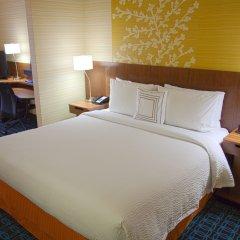 Отель Fairfield Inn & Suites by Marriott Columbus Airport США, Колумбус - отзывы, цены и фото номеров - забронировать отель Fairfield Inn & Suites by Marriott Columbus Airport онлайн фото 6