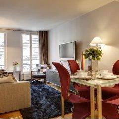 Отель Europea Montaigne Résidence комната для гостей фото 5