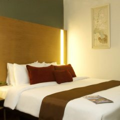 Ambassador Bangkok Hotel 4* Стандартный номер фото 22