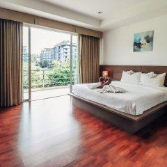 Отель BangTao Tropical Residence комната для гостей