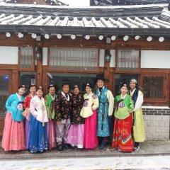 Отель Bukchonmaru Hanok Guesthouse развлечения