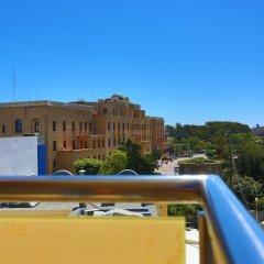 Отель Rodian Gallery Hotel Apartments Греция, Родос - 1 отзыв об отеле, цены и фото номеров - забронировать отель Rodian Gallery Hotel Apartments онлайн балкон